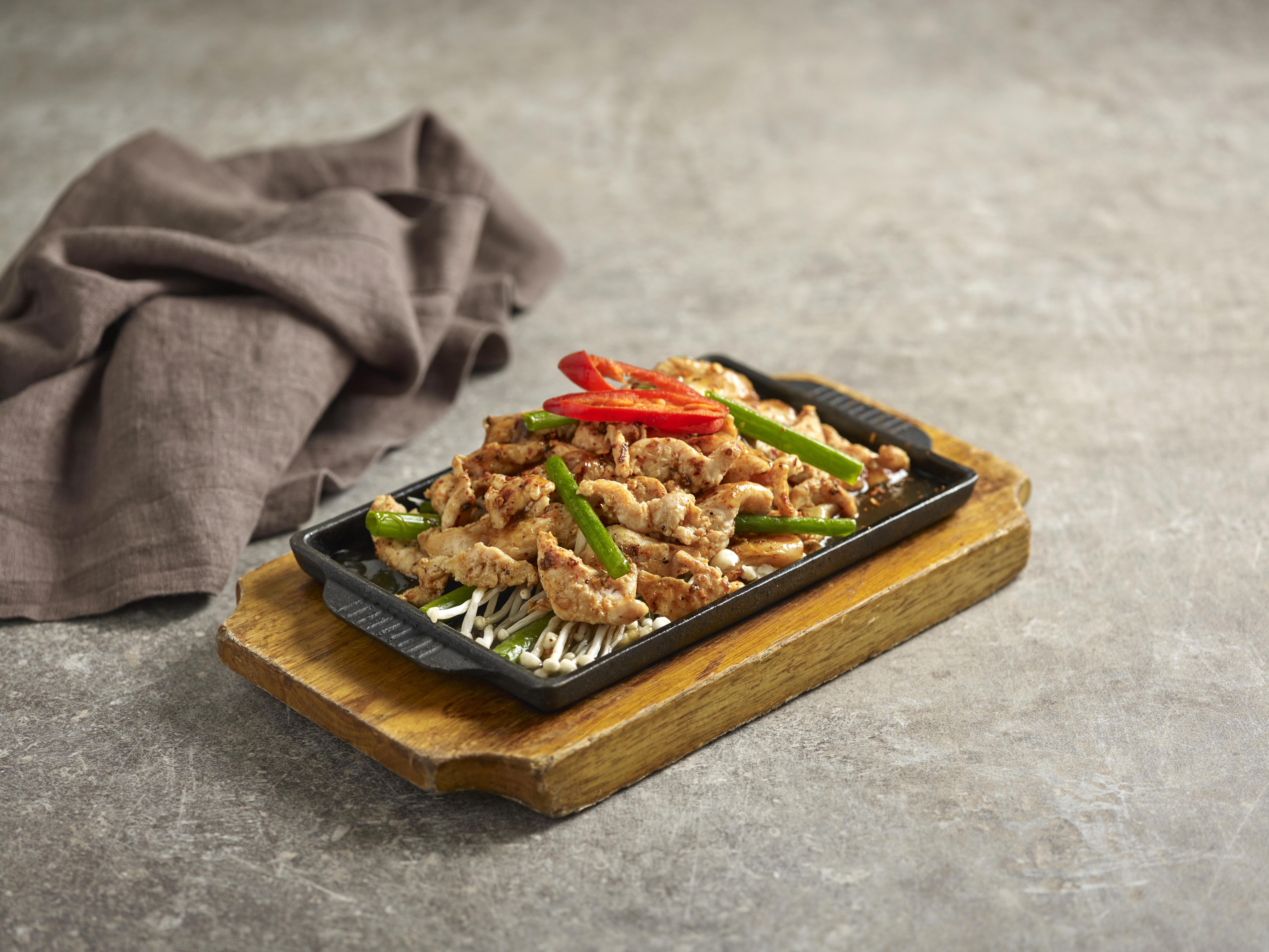 Chicken Hot Plate