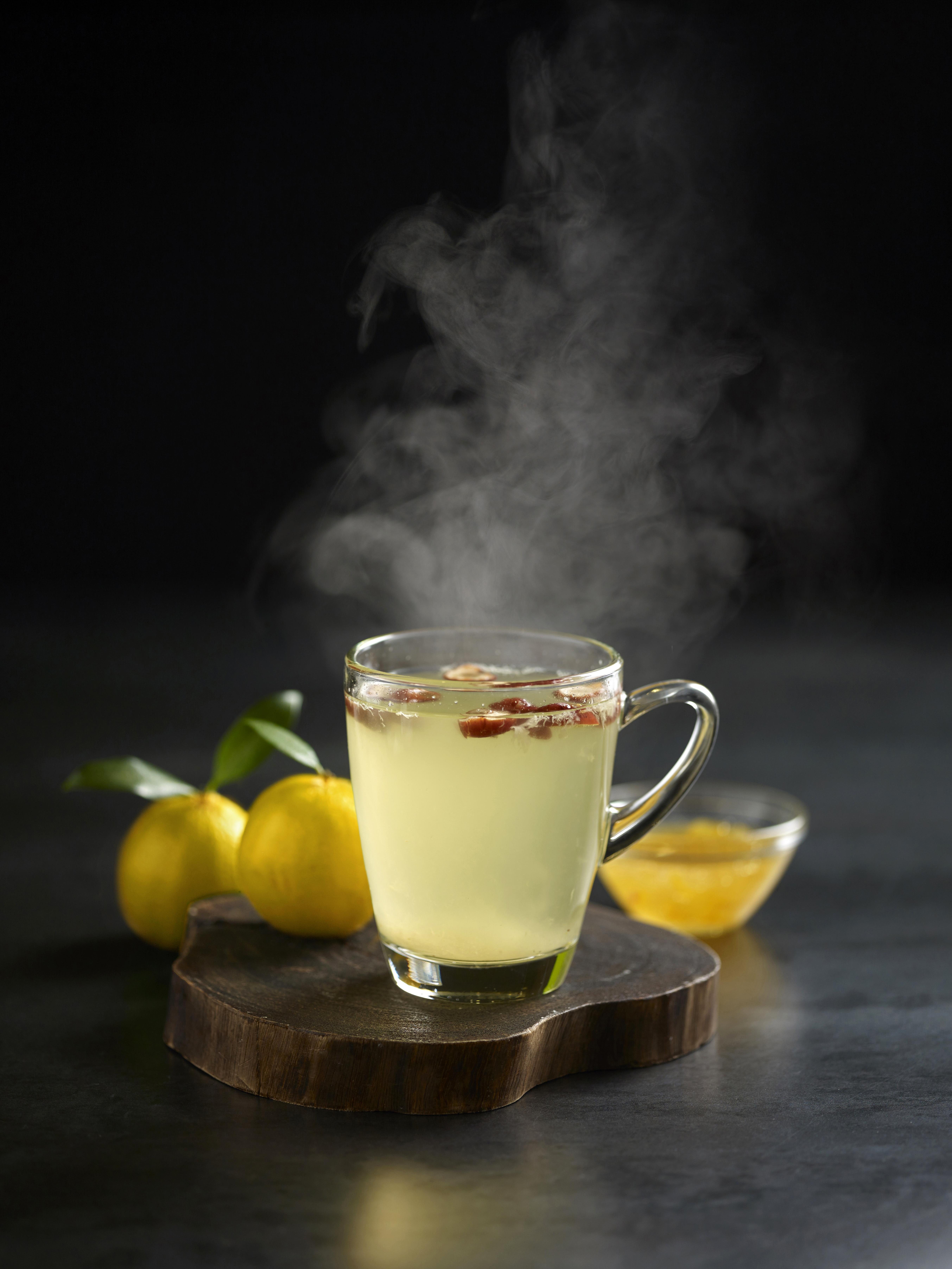 Hot Citron Tea