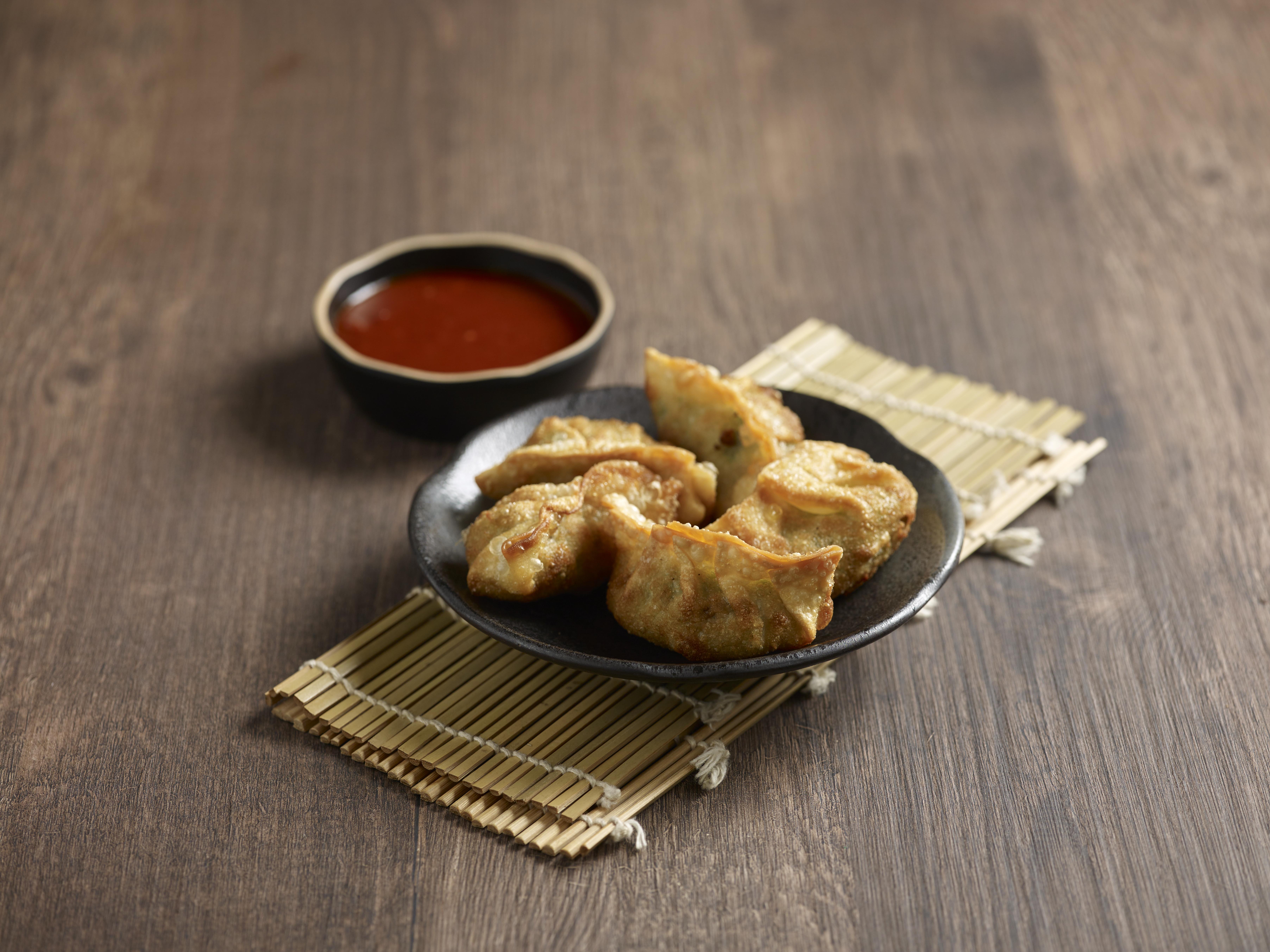 Mandu (Seafood Dumpling)
