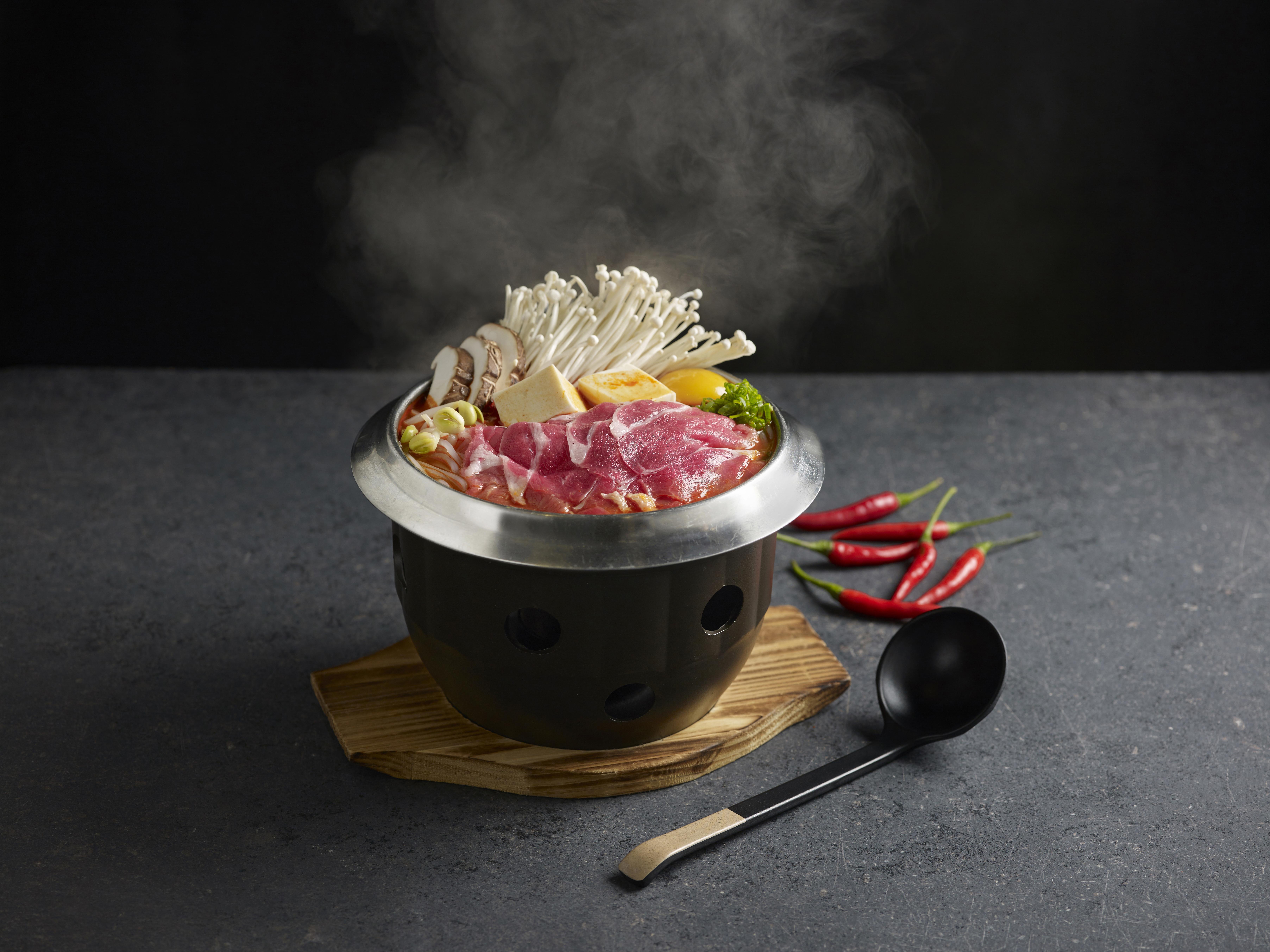Soon Dubu Lamb Hot Pot